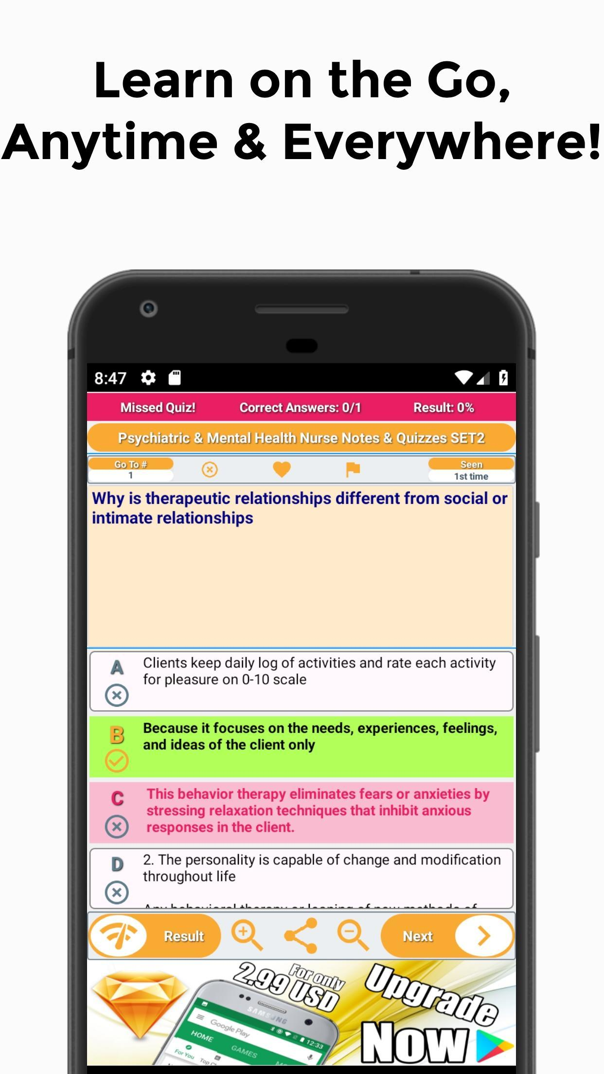 Psychiatric & Mental Health Nurse for Android - APK Download