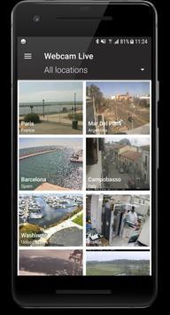 Webcam Online - Live Cams Viewer Worldwide poster