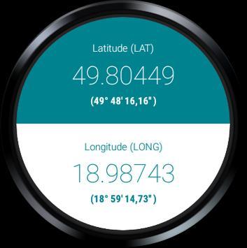 My GPS Coordinates screenshot 12
