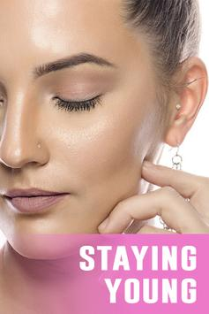Anti Aging: how to stay young longer Affiche