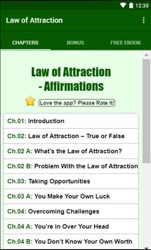 Law of Attraction screenshot 1