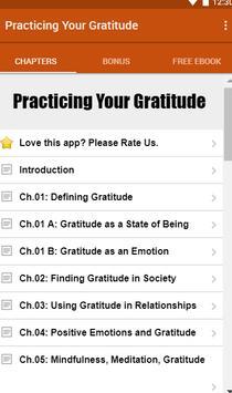 Affirmations and Gratitude screenshot 1