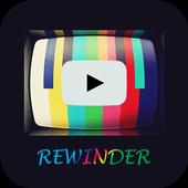 Rewinder Free Movies icon