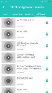 Free MP3 Downloader & MP4 to MP3 converter screenshot 2