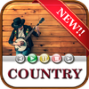 Country Music (The Best) Free Radio Online icon