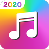 HiMusic:on&offline music player download mp3 free icono