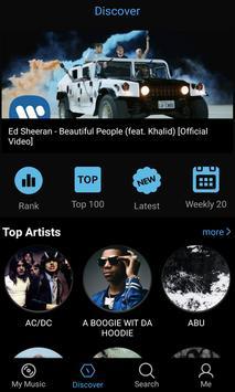 Free Music screenshot 15