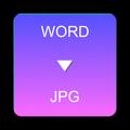 WORD to JPG Converter
