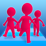 Join & Clash: People Running to a Gang Fight APK