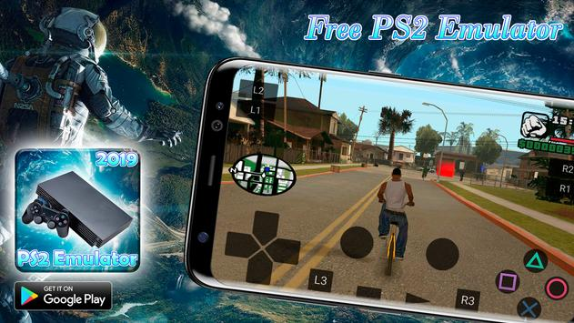 Free Pro PS2 Emulator Games For Android 2019 screenshot 1