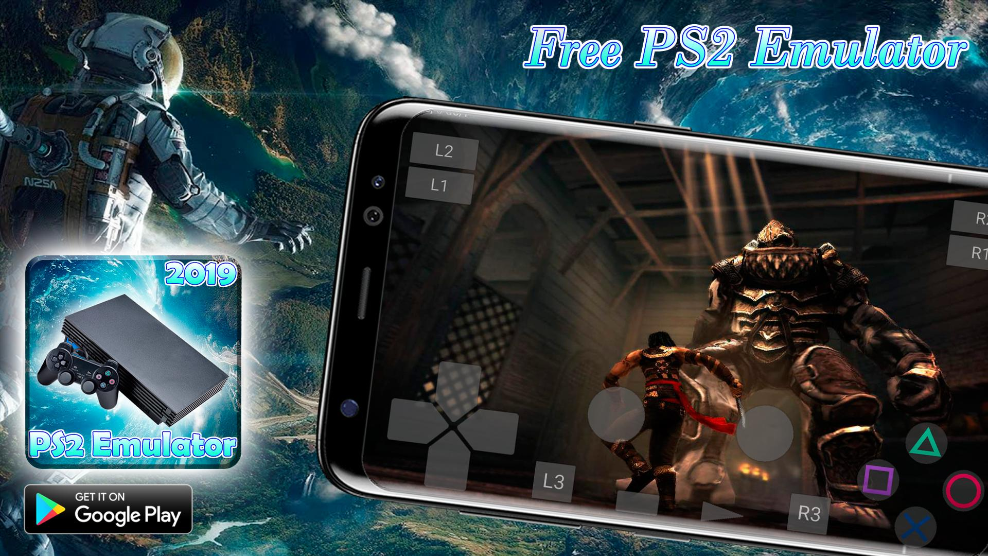 Free Pro PS2 Emulator Games For Android 2019 for Android