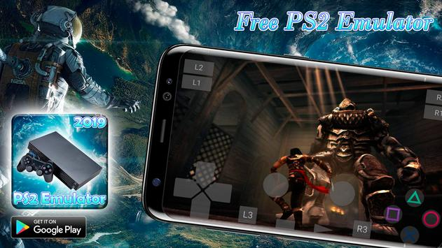 Free Pro PS2 Emulator Games For Android 2019 screenshot 3