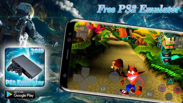 Free Pro PS2 Emulator Games For Android 2019 screenshot 5