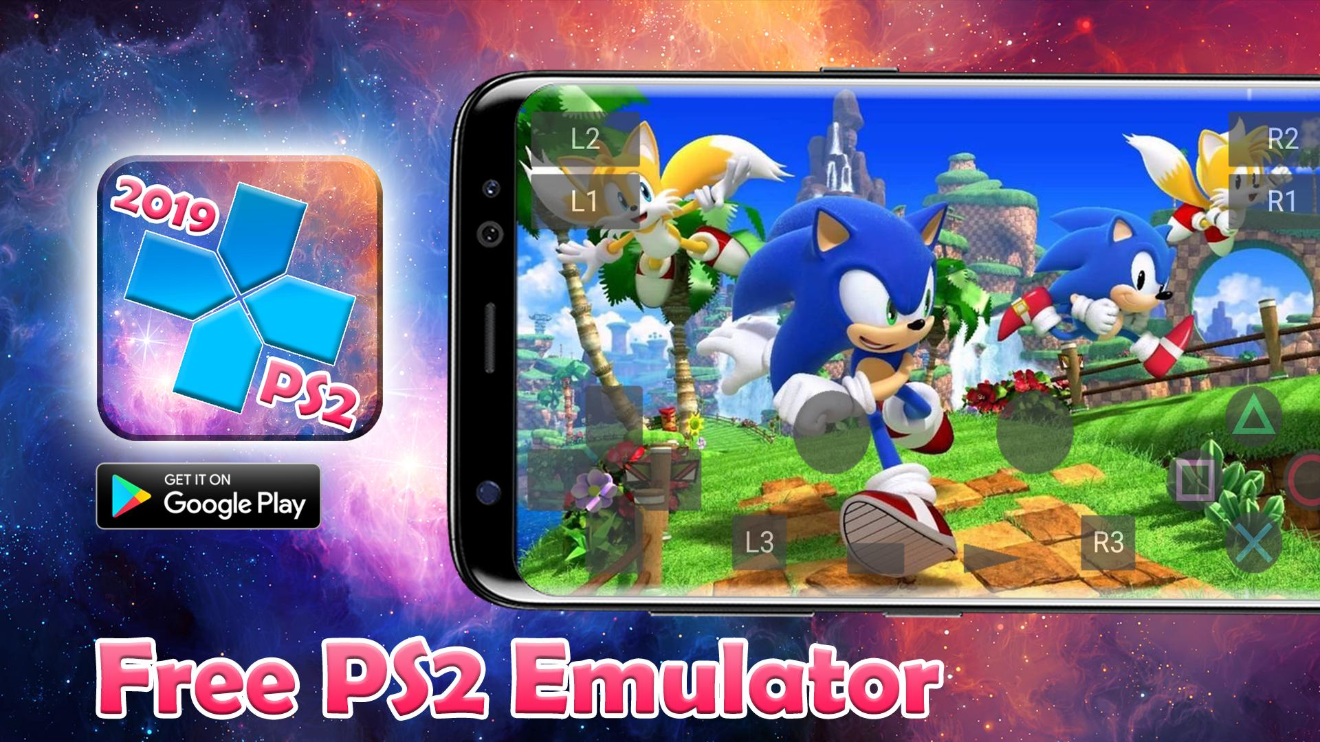 Free PS2 Emulator 2019 for Android - APK Download