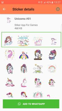 StickerApps : PG&FF&unico Stickers For Whatsapp screenshot 5