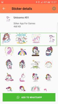 StickerApps : PG&FF&unico Stickers For Whatsapp screenshot 6