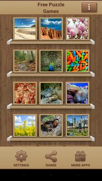 Free Puzzle Games poster