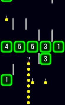 switch ball vs blocks - snake vs blocks poster