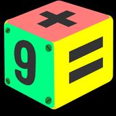 Permainan Matematik dan teka-teki - Latihan otak ikon