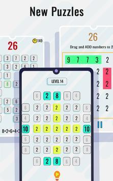 Permainan Matematik dan teka-teki - Latihan otak syot layar 13