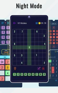 Permainan Matematik dan teka-teki - Latihan otak syot layar 17