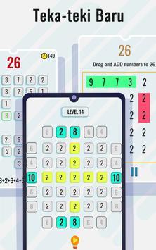 Game Matematika - Tingkatkan Matematika screenshot 1