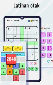 Game Matematika - Tingkatkan Matematika screenshot 2
