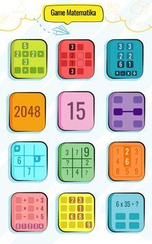 Game Matematika - Tingkatkan Matematika screenshot 6