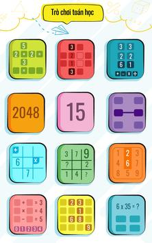 Trò chơi toán học và câu đố - Rèn luyện não bài đăng