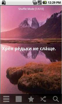 Russian Proverbs screenshot 3