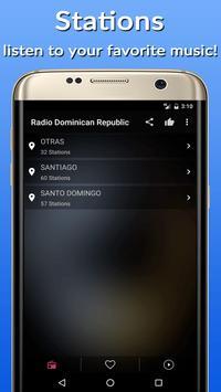 Dominican Republic Radio FM screenshot 5
