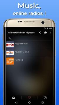 Dominican Republic Radio FM screenshot 8