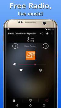 Dominican Republic Radio FM screenshot 14