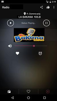 Dominican Republic Radio FM screenshot 2