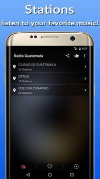 Guatemala Radio Stations FM screenshot 3