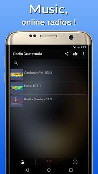 Guatemala Radio Stations FM screenshot 11