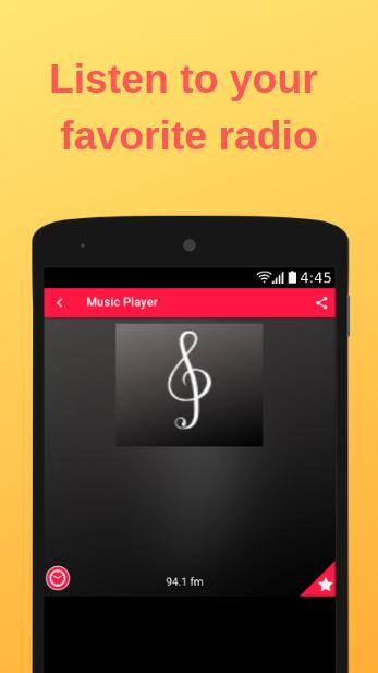Fm radio frequency tuner for Android - APK Download