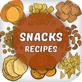 Snacks Recipes icon