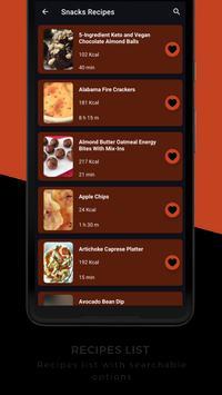 Snacks Recipes screenshot 1