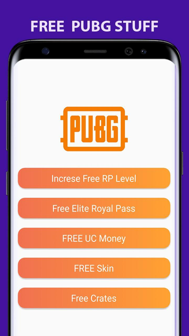 Pubg Elite Royal Pass And Uc Money Free For Android Apk Download