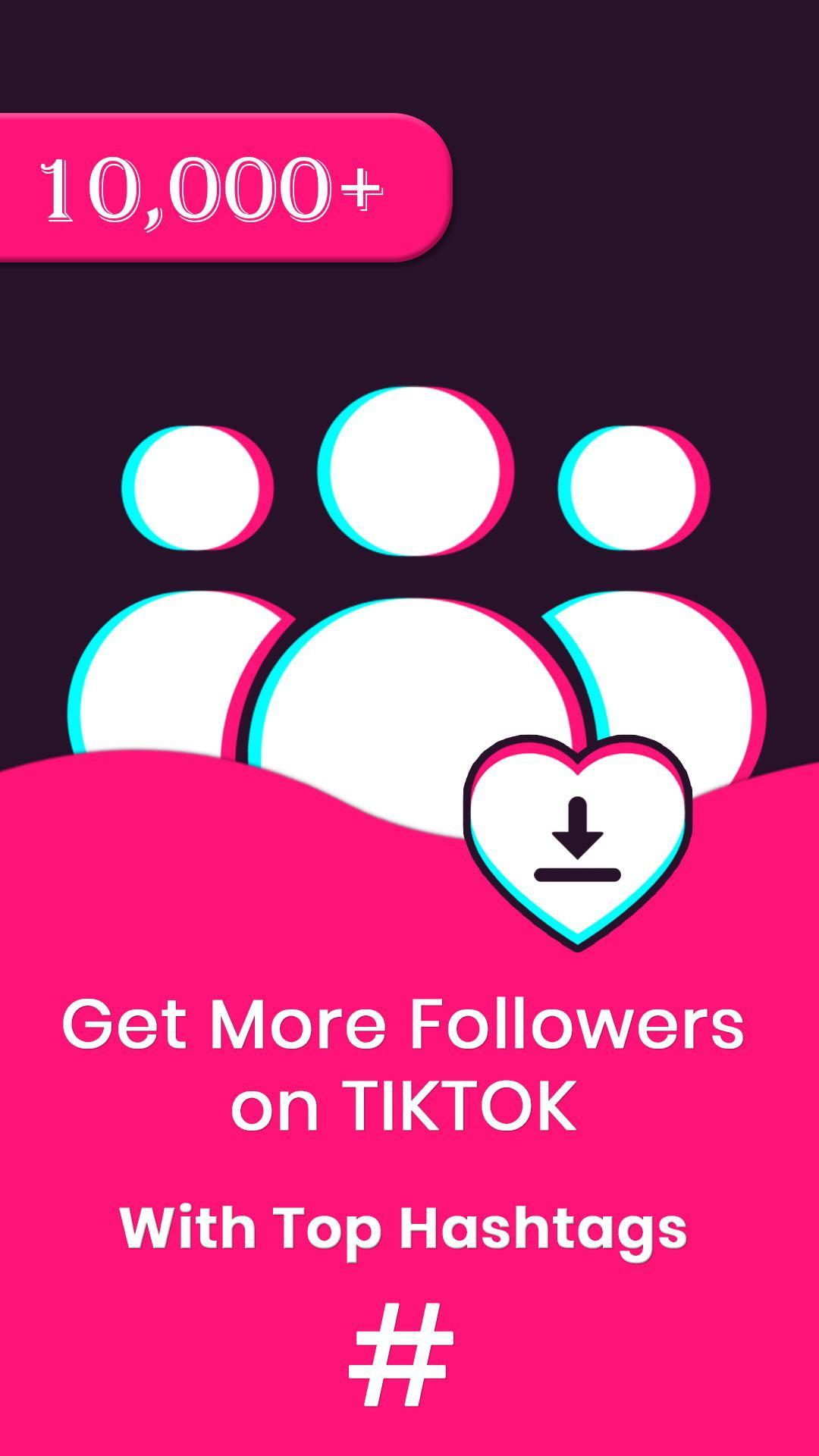 Booster For Tiktok Followers Likes For Tiktok For Android Apk Download