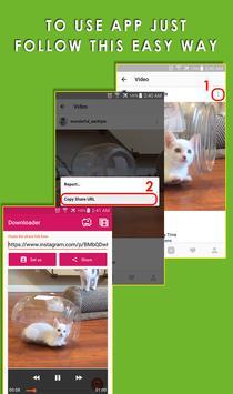 Fast Downloader for Instagram screenshot 9