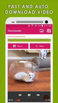 Fast Downloader for Instagram screenshot 2