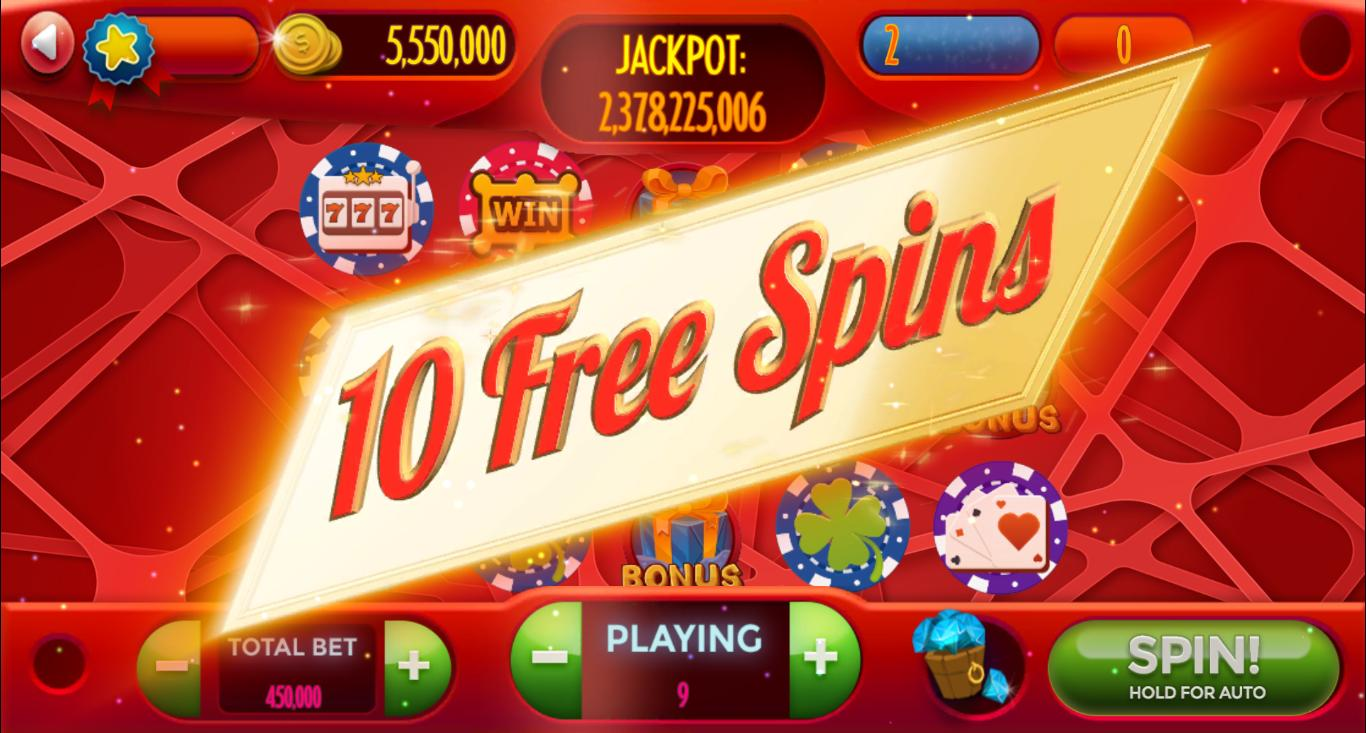Take 5 Free Slots Real Vegas Casino For Android Apk Download