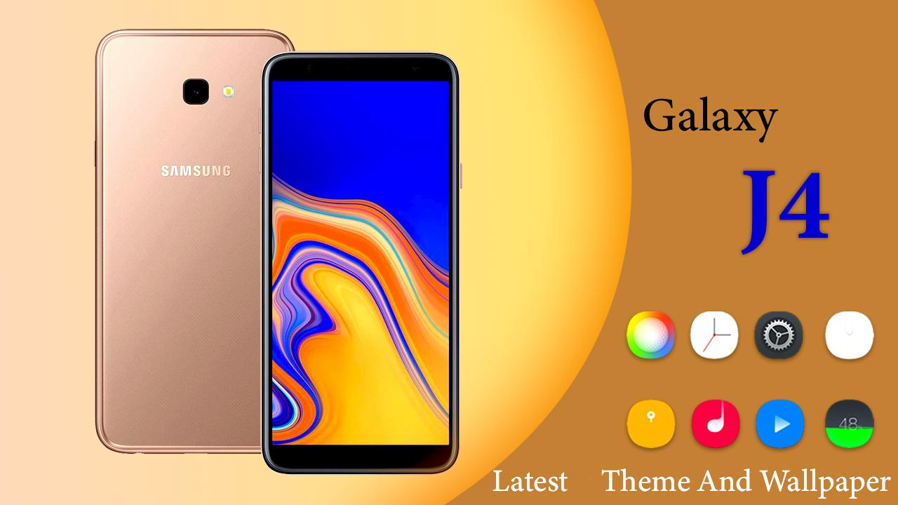 Theme For Samsung Galaxy J4 Core J4 Core Launcher For Android Apk Download
