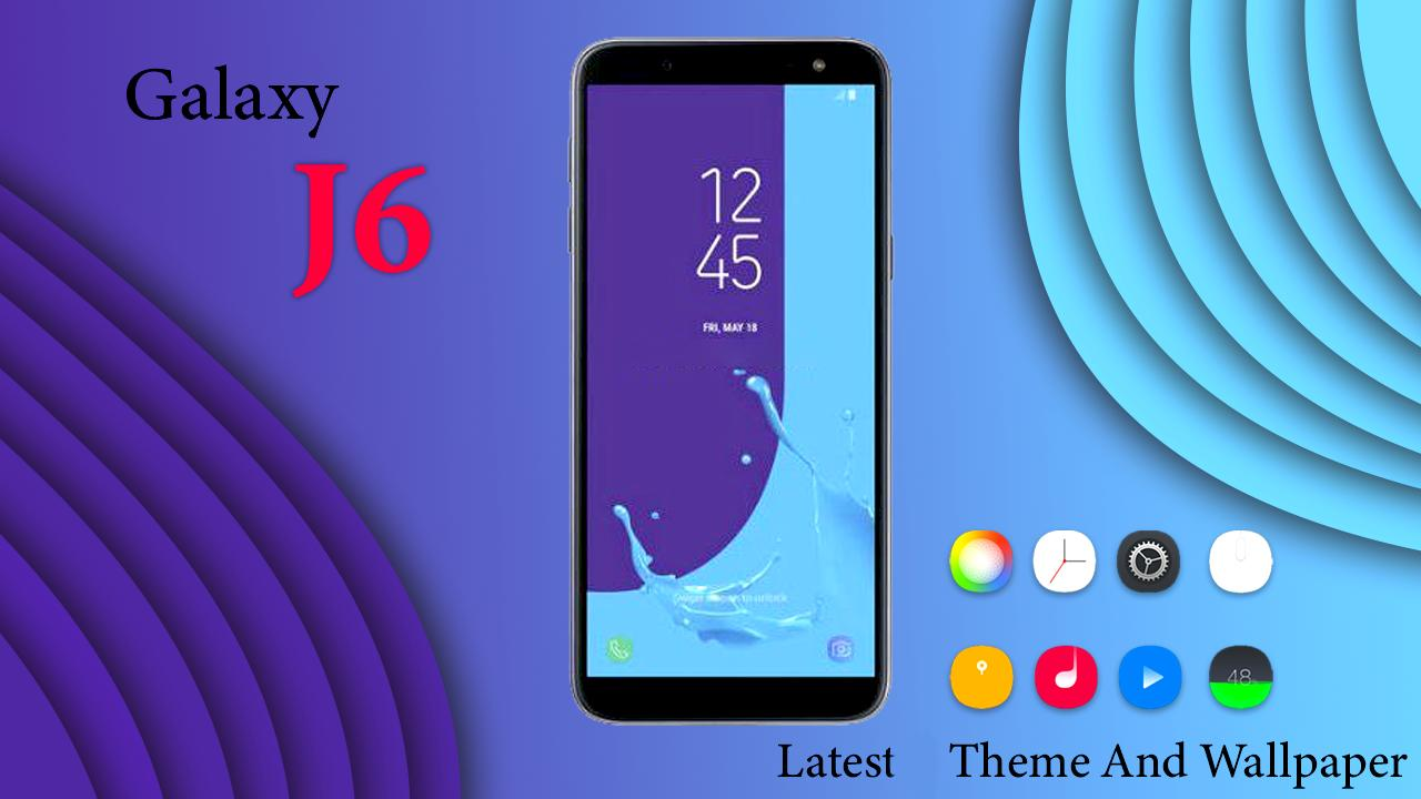 Theme For Samsung Galaxy J6 Core J6 Core Launcher For Android Apk Download