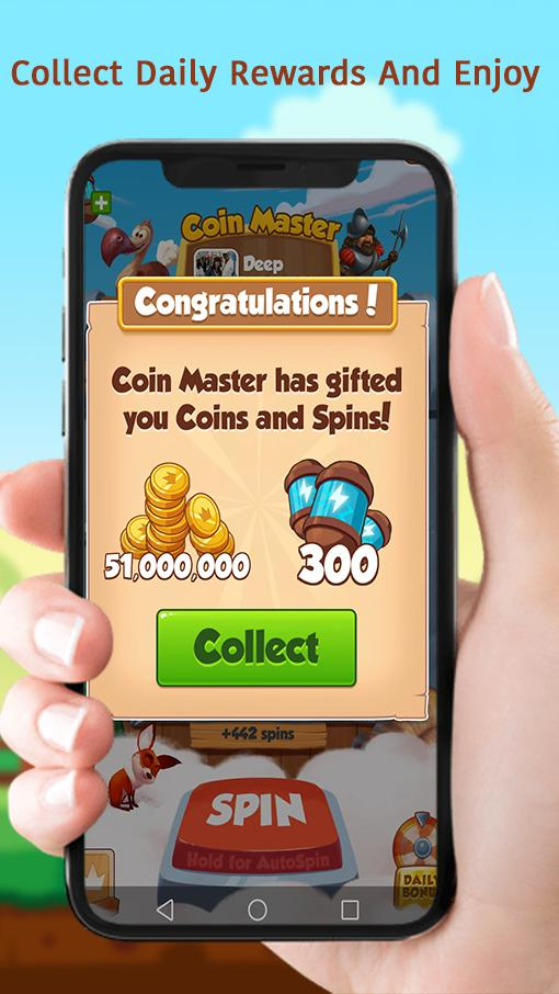 Daily Free Spins and Coins Links - Unlimited Links for Android - APK