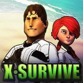 X Survive icon