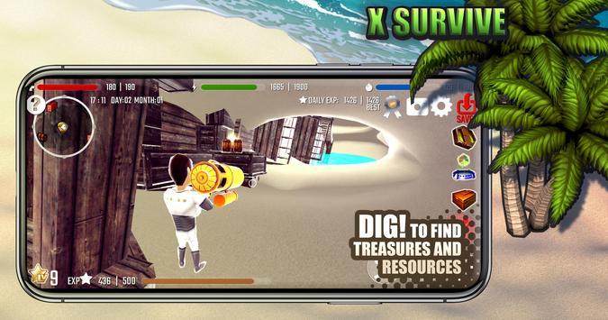 X Survive screenshot 4