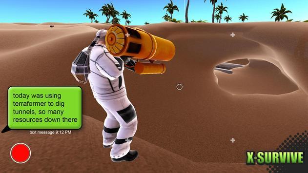 X Survive imagem de tela 4